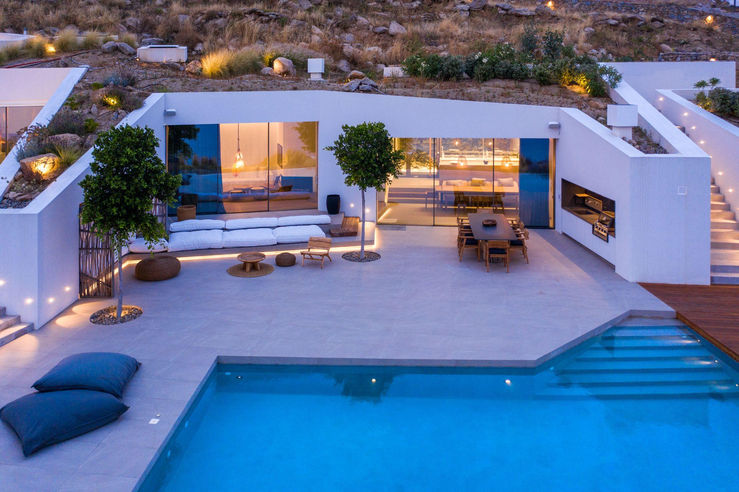 5 bedroom mykonos villas