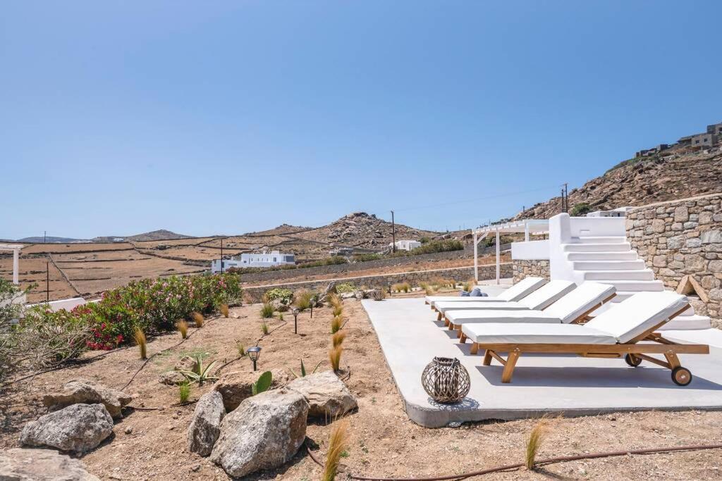 mykonos luxury villas kalafatis