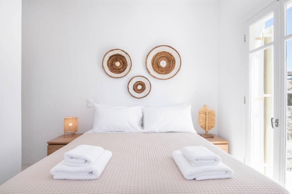 double bedroom kalafatis blue