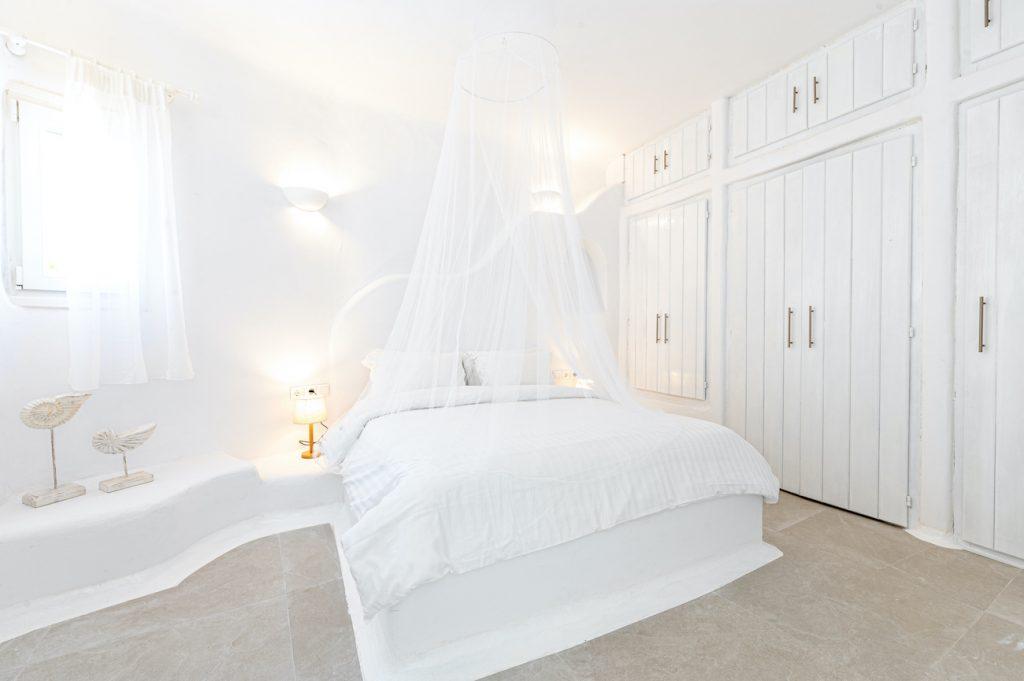 ornos villas mykonos double room