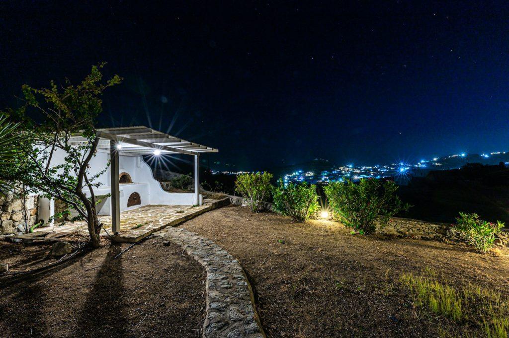 luxury villas ornos mykonos