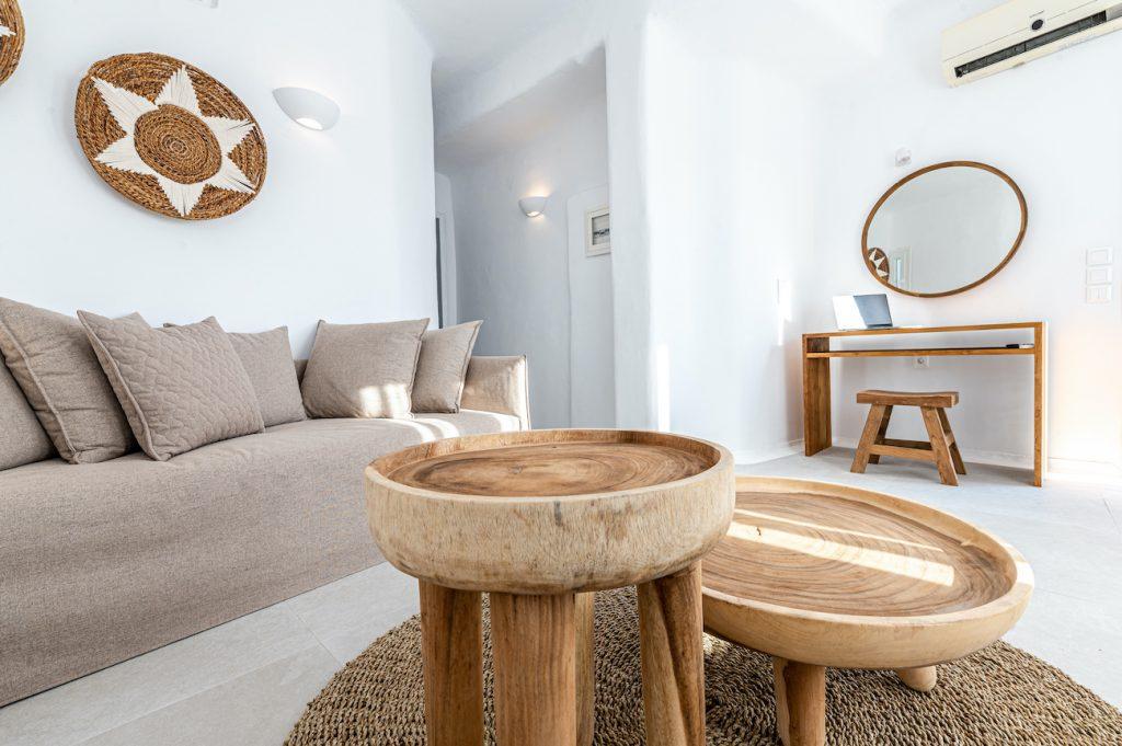 lounge villa ornos beach