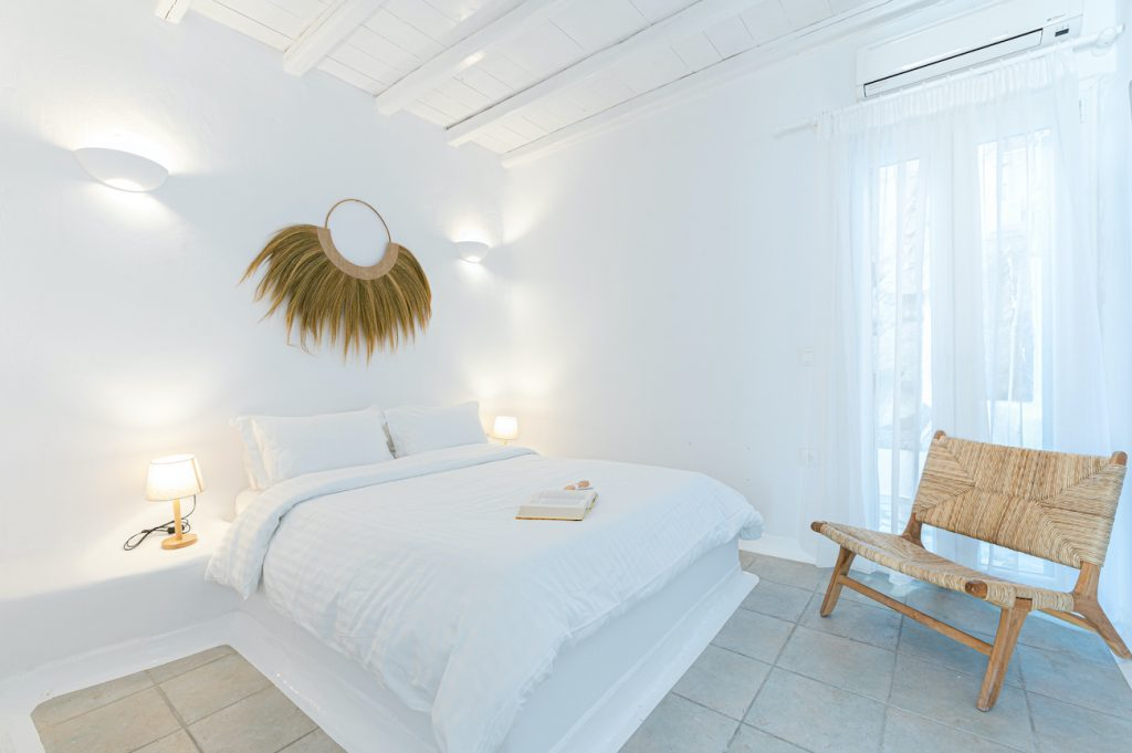 double room ornos beach villas